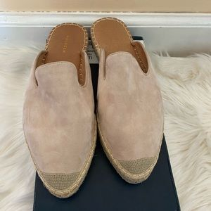 NWT halogen slip on shoes